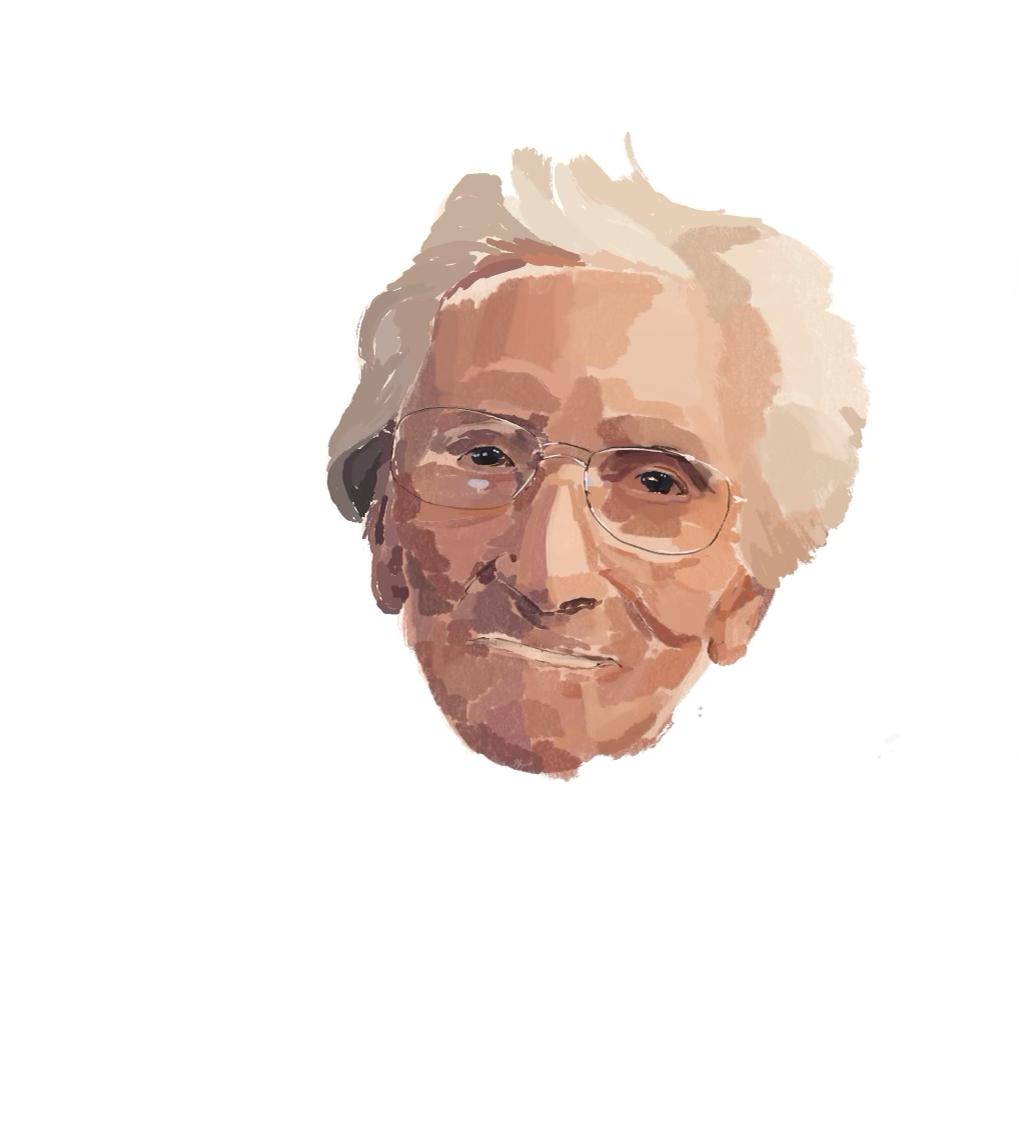 Portrait-Grandma